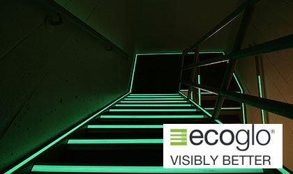ecoglo-Photoluminescence: Webinar & Lunch and Learn-AIA HSW- Applied Use in Code Compliance and Enhanced Safety